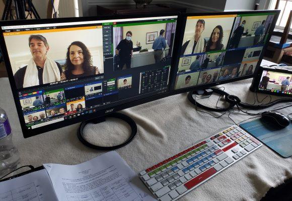 Mitzvah Live Streaming Ceremonies